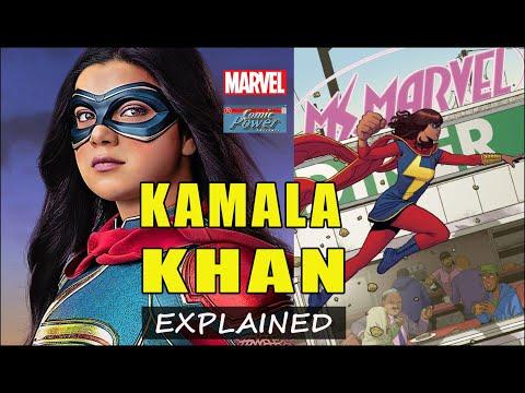 Kamala Khan aka Ms. Marvel Confirmed For Live Action AFTER Captain Marvel Movie! Quick Flip #27