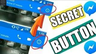 Facebook secret Button For All Facebook Messenger User's   Fully Secret Settings 