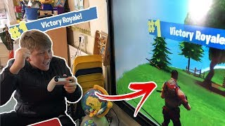 KID GETS CAUGHT PLAYING FORTNITE AT SCHOOL**MUST WATCH**GONE WRONG**