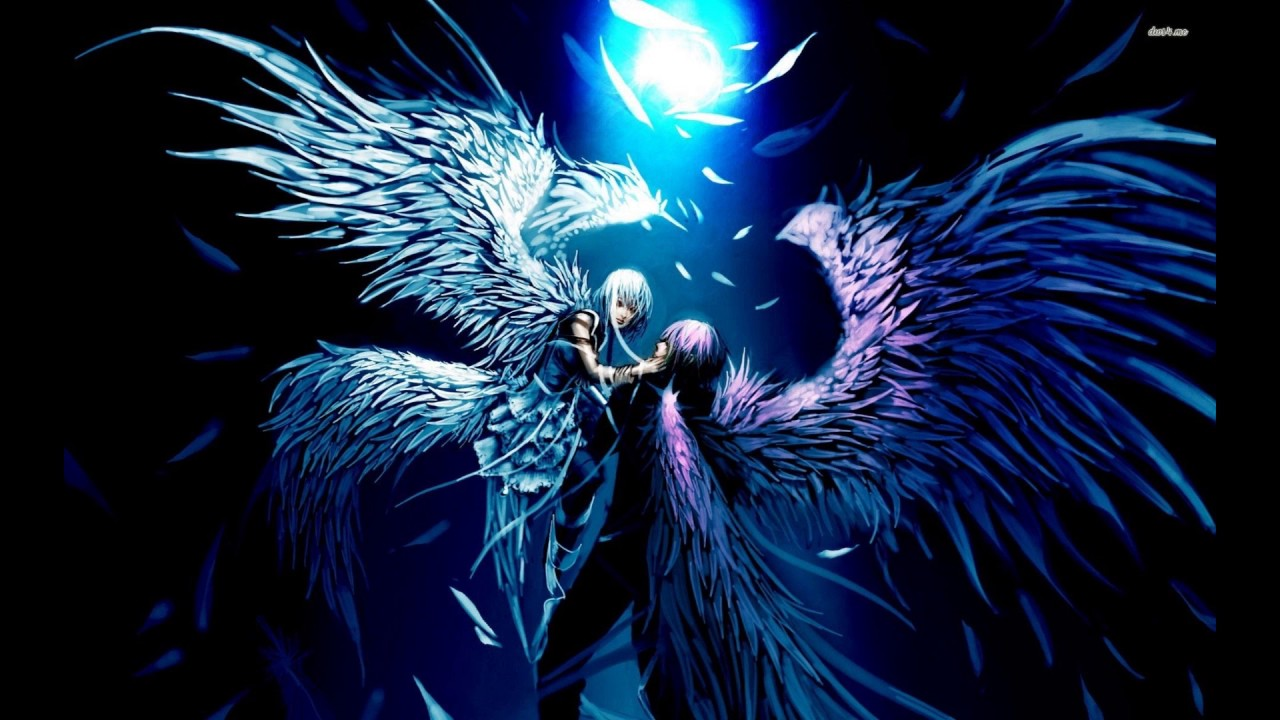 Angel And Demon Love Quotes: Nightcore -Angels And Demons