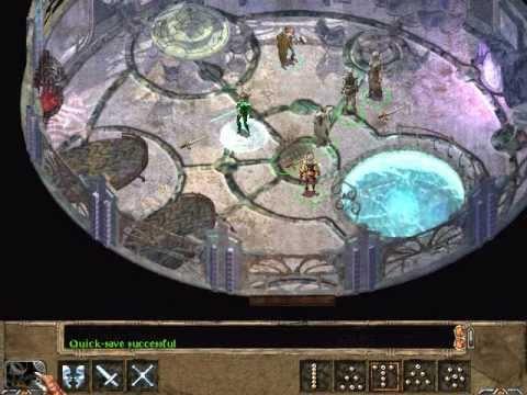 Let's Play Baldur's Gate 2 642 High Priestess Demin |