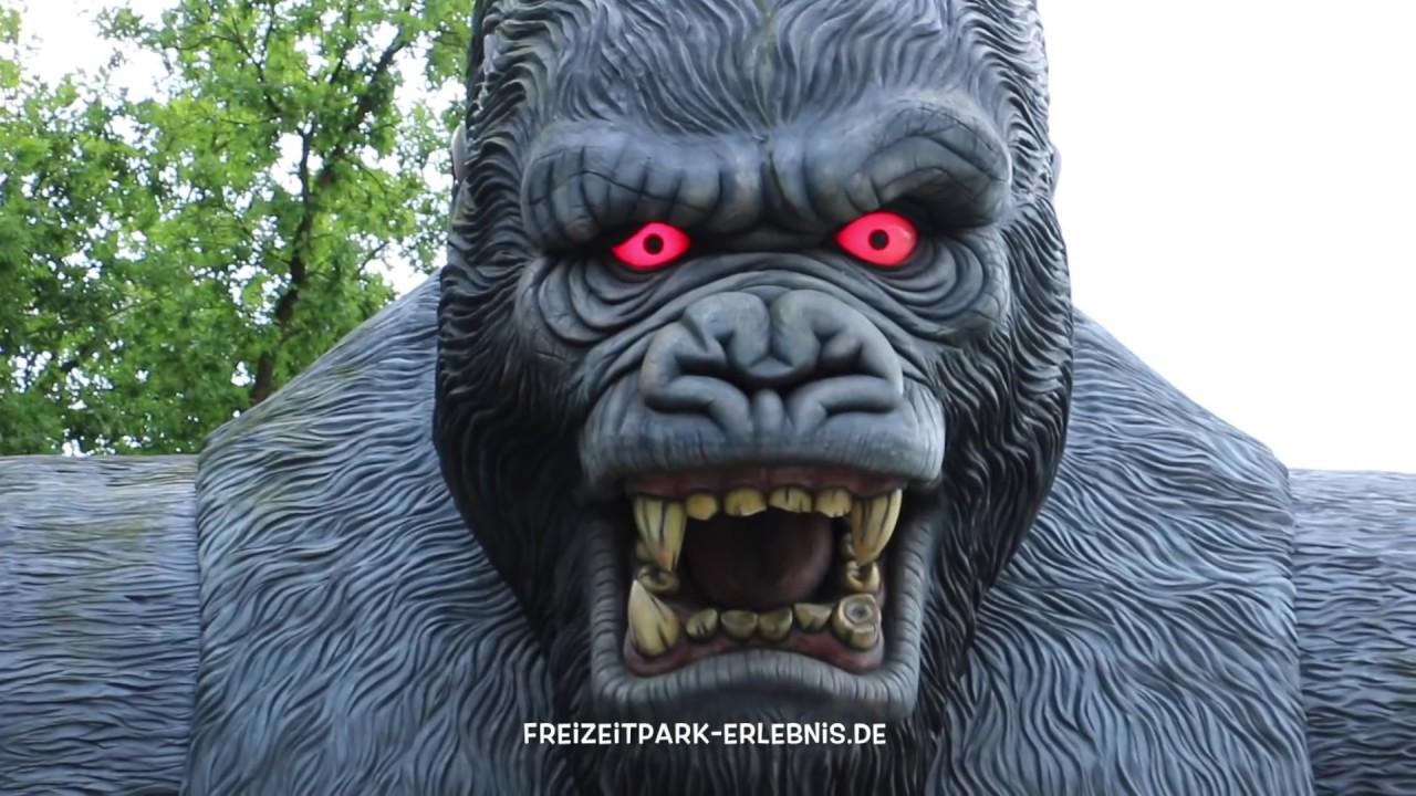FPE Bobbejaanland King Kong - YouTube