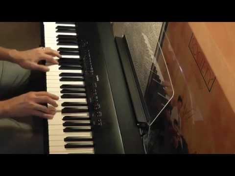 Calogero - Le Portrait - Piano Cover