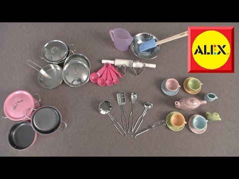 Complete Kitchen Set from Alex Brands