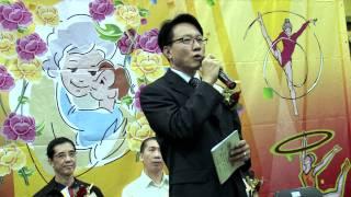 2011全港小學體操邀請賽 黃校長致詞
