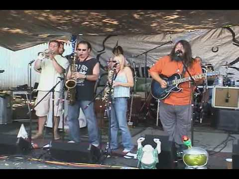 The Buddhahood - Kaya - Park Ave Fest 2007