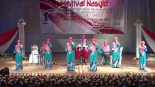 An-Nur KEDAH@Ketiga Festival Nasyid Kebangsaan 2012 Sekolah Rendah