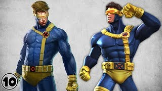 Top 10 Cyclops Surprising Facts