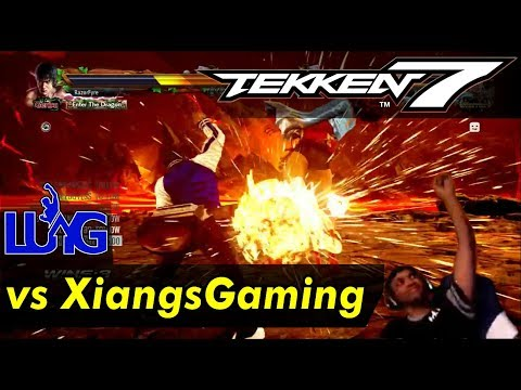 FT 10 - Rip (Law) vs XiangsGaming (Josie) - Tekken 7