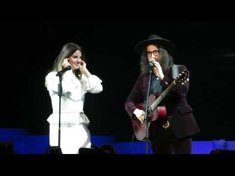 Sherri Marengo - Sean Lennon sings with Lana Del Ray- and it's his birthday on his dad's BD