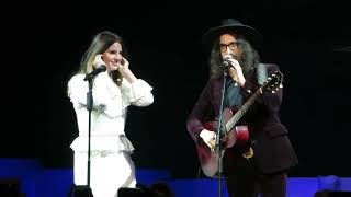 Lana Del Rey & Sean Lennon - Tomorrow Never Came (Live at Jones Beach Theater 9/21/19)