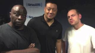 Gary A. Williams & Cedric Yarbrough Interview with All Out Show