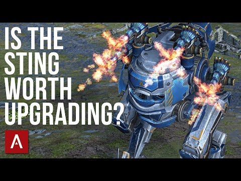 Is The Sting Worth Upgrading? / Blitz Sting MK2 After The Damage Buff | War Robots