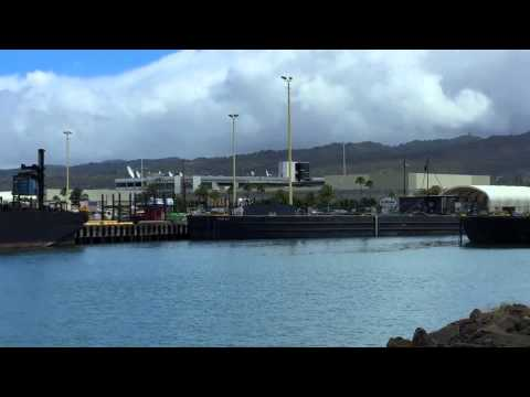Honolulu Harbor - The heartbeat of Hawaii