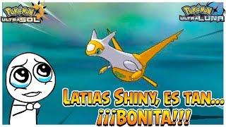 Latias Shiny es tan... ¡¡¡bonita!!! - Pokémon Ultrasol y Ultraluna
