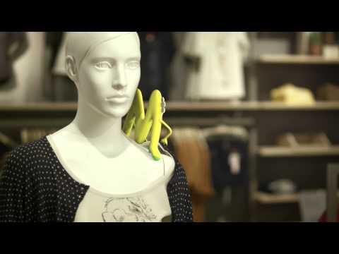 M Fashion (Molecule) - publicité