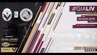 Giana Erminio - Livorno // 0-2 // Serie C 2017-18
