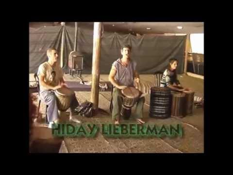 Talking Drums - הידי ליברמן :   drum & dance workshop - סדנת תיפוף וריקוד אפריקאי.