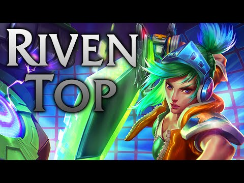 League of Legends | Arcade Riven Top - Full Game Commentary
