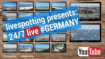 24/7 Webcams  🎞  Deutschland Live | Germany Live