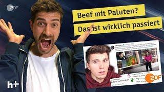 Beef mit Paluten? Unsere Antwort auf die Ansage  - heuteplus | ZDF