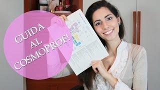 Cosmoprof 2014: tutto quello che c'è da sapere! :) Thumbnail