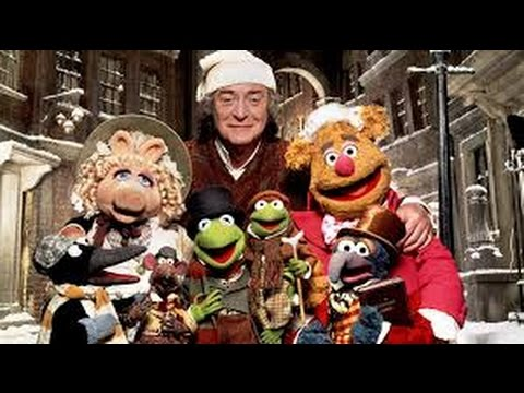 The Muppet Christmas Carol (1992) with Dave Goelz, Steve Whitmire, Michael Caine Movie