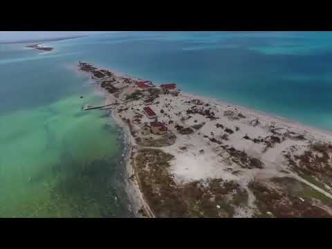 Barbuda Flattened By Irma
