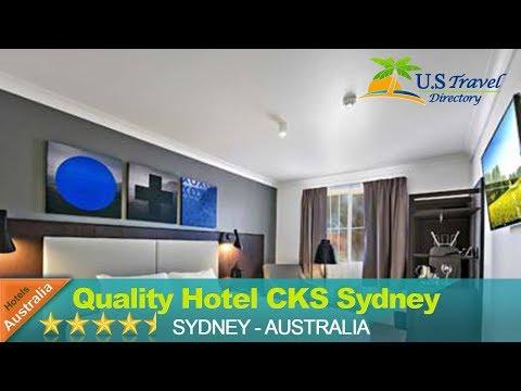 Quality Hotel CKS Sydney Airport - Sydney Hotels, Australia