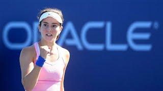 Pro Tennis WTA Tour gameplay video (GBA)