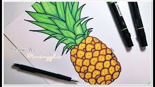Easy Summer Pineapple