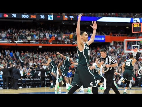 Elite Eight: Spartans advance to Final Four in OT