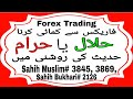 Forex Trading, Crypto Currency Halal Are Haram Fatwa In Urdu and Hindi by Tani Forex