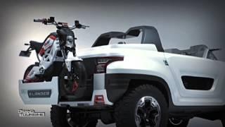 Suzuki X Lander - Salon de Tokyo 2014