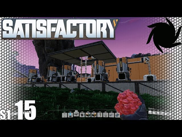 Satisfactory - S01E15 - The Master Plan