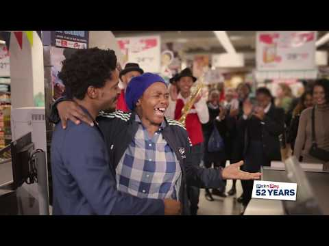 Pick N Pay Epic Birthday Surprise