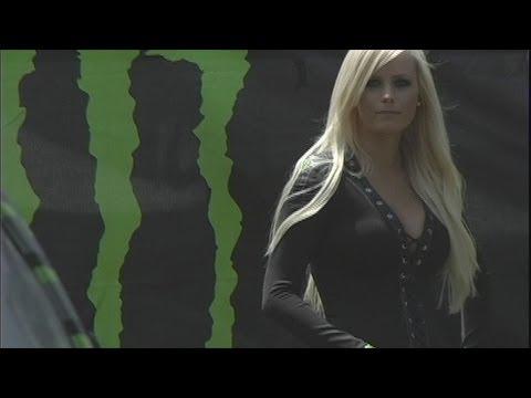 Monster Mustang Girl Theresa Lynn Hyperfest
