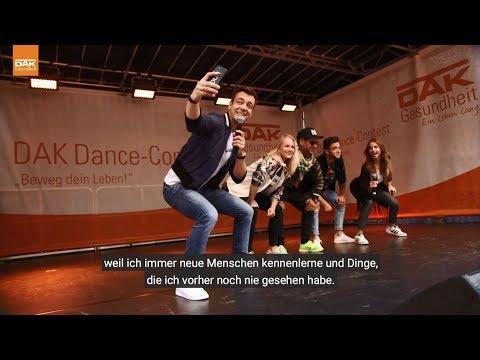 DAK Dance-Contest! Seid 2019 dabei! - Hier sind die Highlights aus 2018