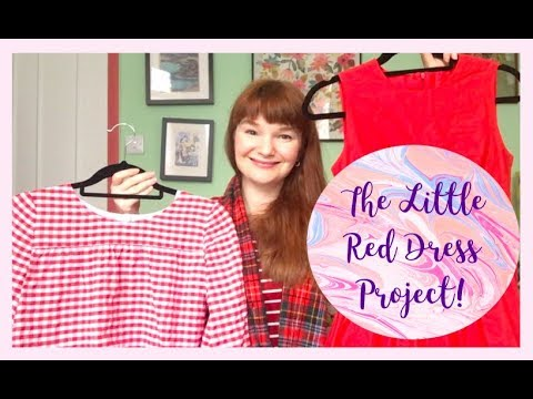 The Little Red Dress Project!