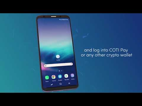 COTI Crypto Gateway - YouTube
