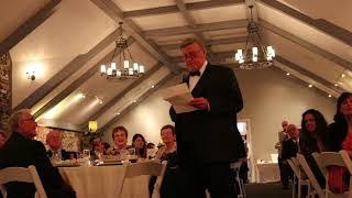Laura & Tim's Wedding: Chuck's Speech