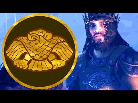 Total War: Attila онлайн битва