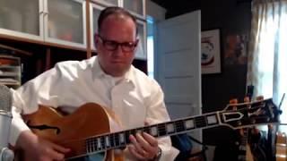"""Jonathan Stout - """"Moten Swing"""" - 1939 Gibson L-5"""
