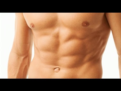 How to get a six pack without dieting