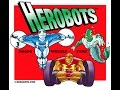 HEROBOTS™ Coloring & Games Book *preview*