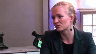 """Marietje Schaake (D66): """"Als we het internet open willen houden, moeten we in actie komen."""""""