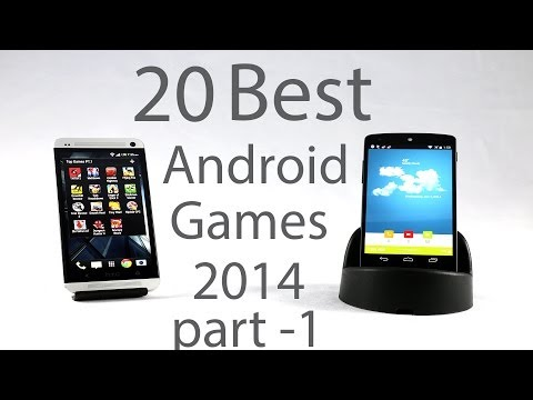 Top 20 Best Android Games 2014