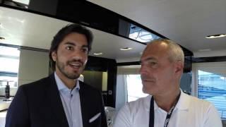 Planos da Azimut Yachts Brasil para 2016
