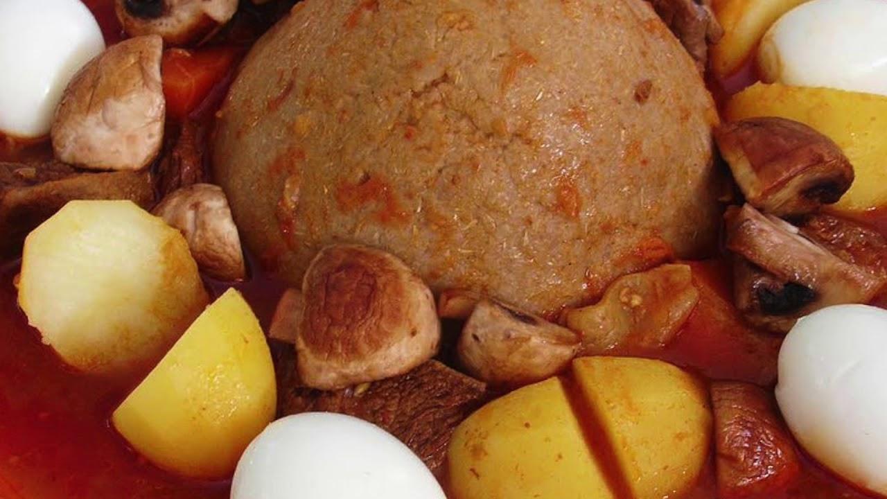 أكلات شعبية ليبية تشتهر في فصل الشتاء Youtube