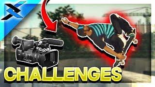 ALLE Video Challenges geschafft! ✪ EA Skate #7